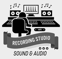 Spanish Recording Studio Icon