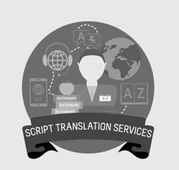 Spanish Script Translation Services Icon